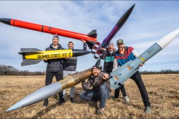 Dude Perfect: Model Rocket Battle 2