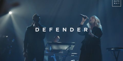 Video: Gateway Worship - Defender (live)