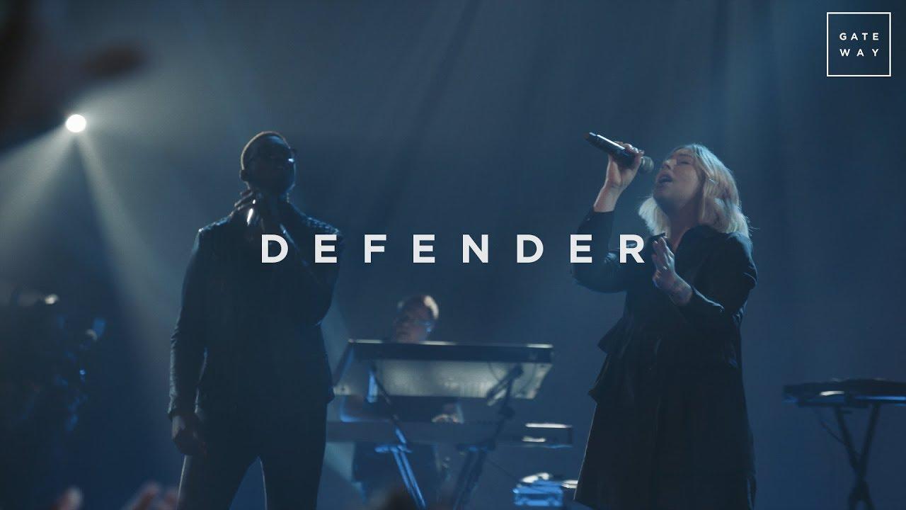 Video: Gateway Worship - Defender (live)