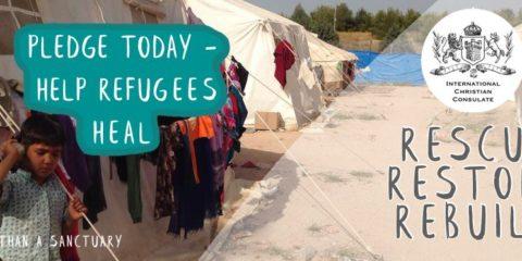 Help Rebuild Traumatized Refugee Lives