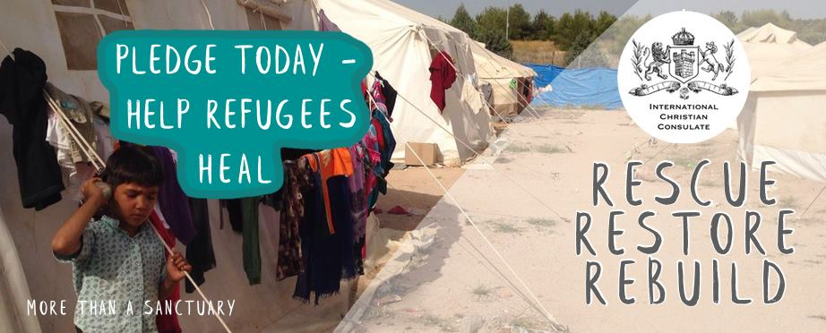Help Rebuild Traumatized Refugee Lives
