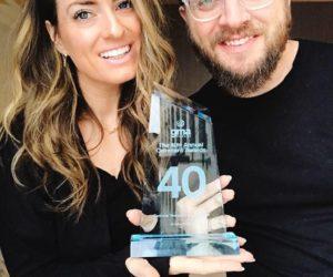 Brooke Nicholls Wins Canadian Gospel Music Award