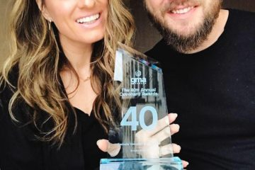 Brooke Nicholls Wins Canadian Gospel Music Award