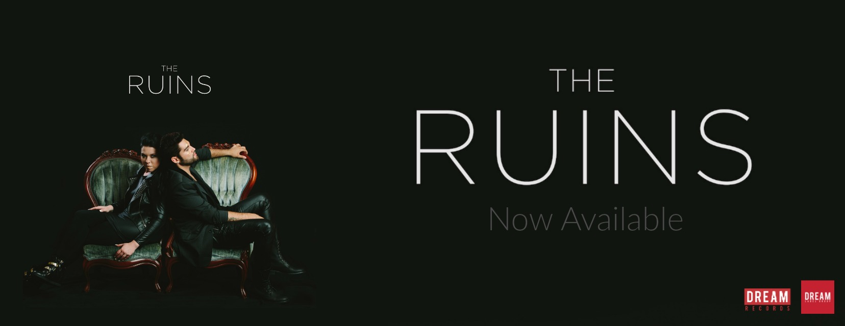 The Ruins Release Debut EP on DREAM Records