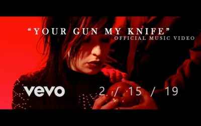 Zahna Releases Compelling New Video for Your Gun My Knife