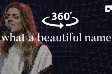 Video: What A Beautiful Name (360°) - Hillsong Worship