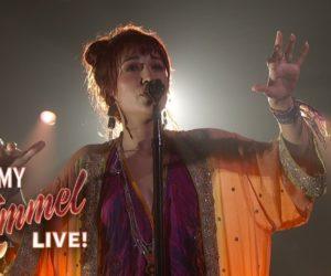 Lauren Daigle Performs You Say Live on Jimmel Kimmel Live!