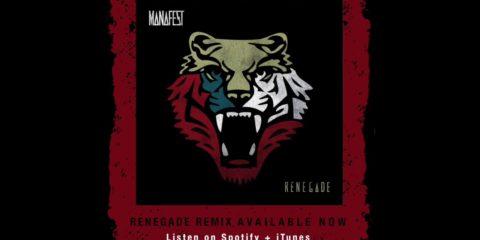 Audio: Manafest - Renegade (Doug Weier Remix)