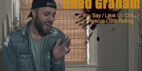 Video: Chad Graham - Lauren Daigle Medley Cover - You Say / Look Up Child / Rescue / Still Rolling Stone