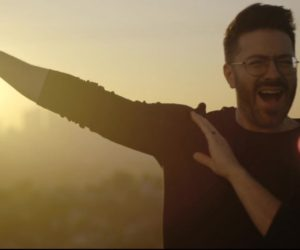 Danny Gokey Releases Moving Haven't Seen It Yet Video