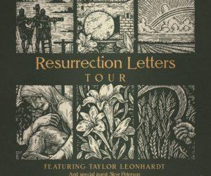 Andrew Peterson Prepares for Second Annual Resurrection Letters Tour