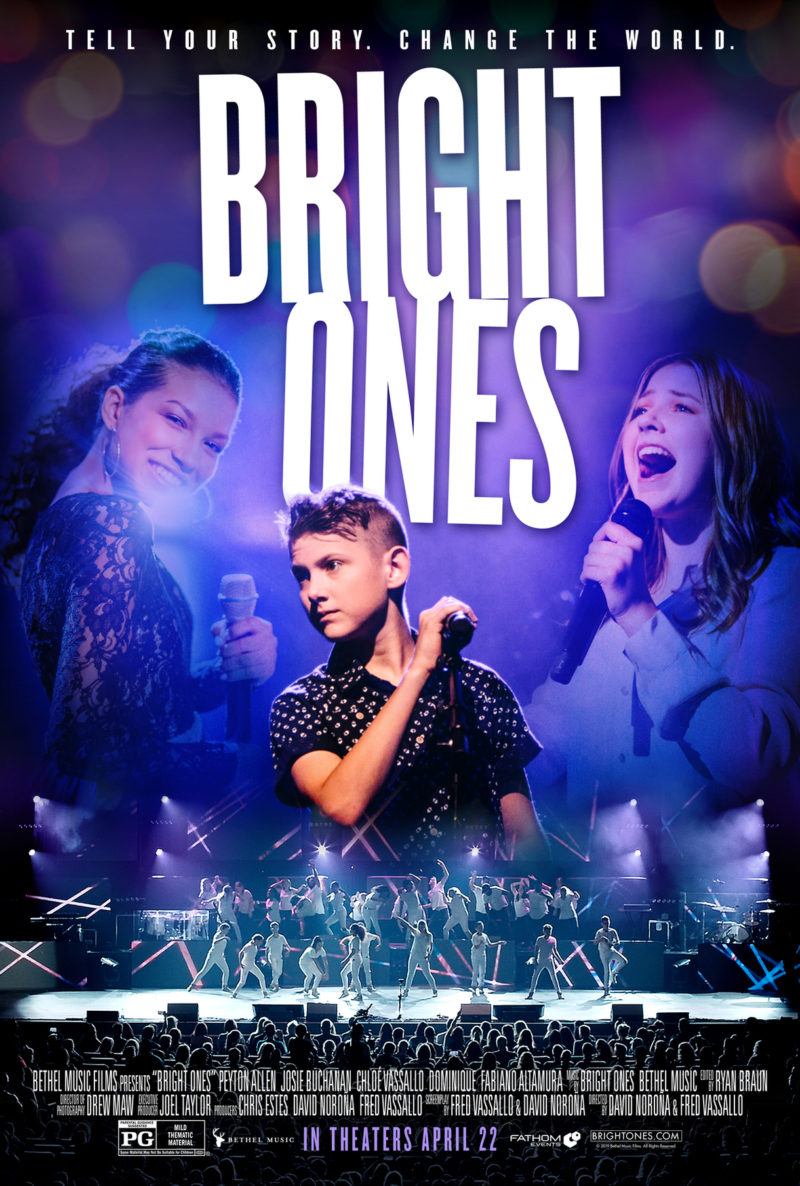 Bethel Music Partners with Fathom Events Bringing First Ever Feature Film, Bright Ones, To Cinemas Nationwide for One Day Only