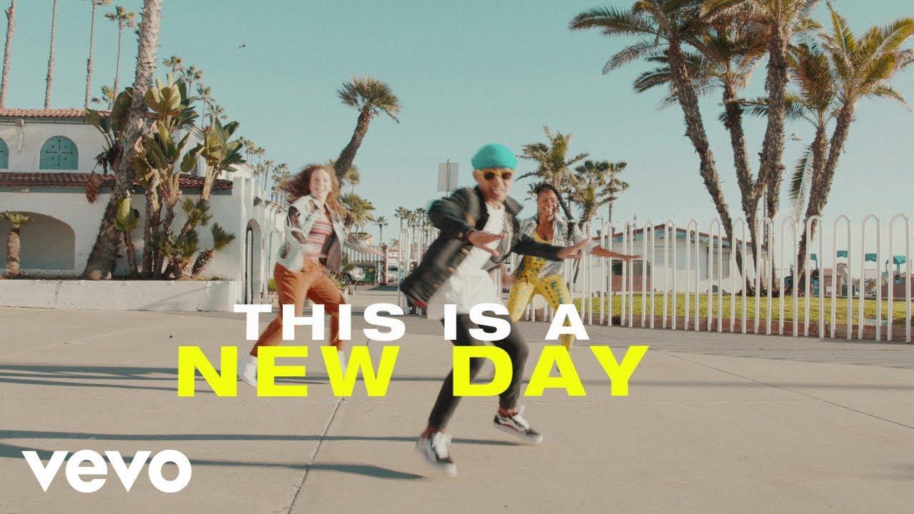 Danny Gokey Releases Joyful New Day Single