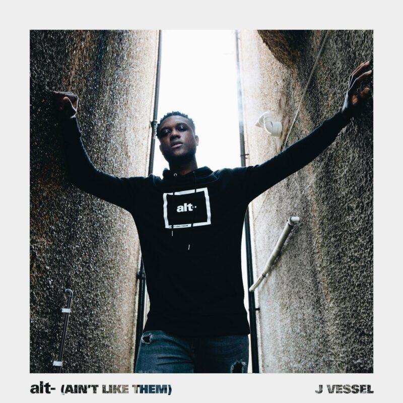 J Vessel to Drop alt- Single Good Friday - J Vessel Unveils New Single Ain't Like Them