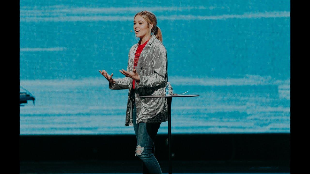 Talk: Sadie Robertson - Don't Waste the Waiting
