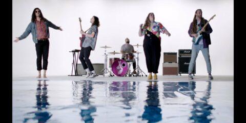 Video: Brightline - Walking On The Waves