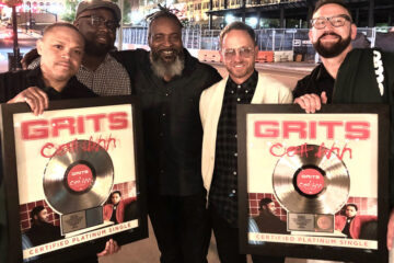 Gotee Records and GRITS Celebrate Platinum Certification for Ooh Ahh