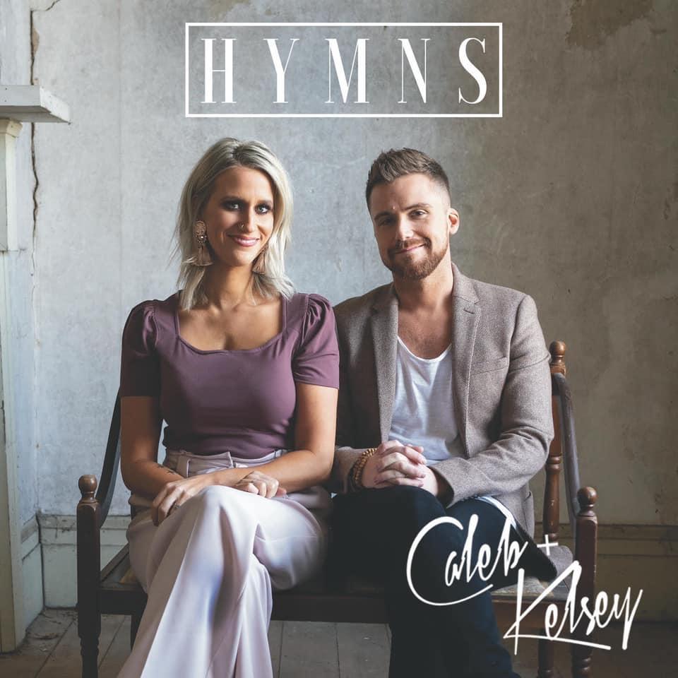 Caleb + Kelsey Take Fans Behind Their New Hymns Album