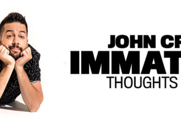 "John Crist Announces Brand New Fall Tour Hitting Both USA And Canada With Headlining ""Immature Thoughts Tour"""