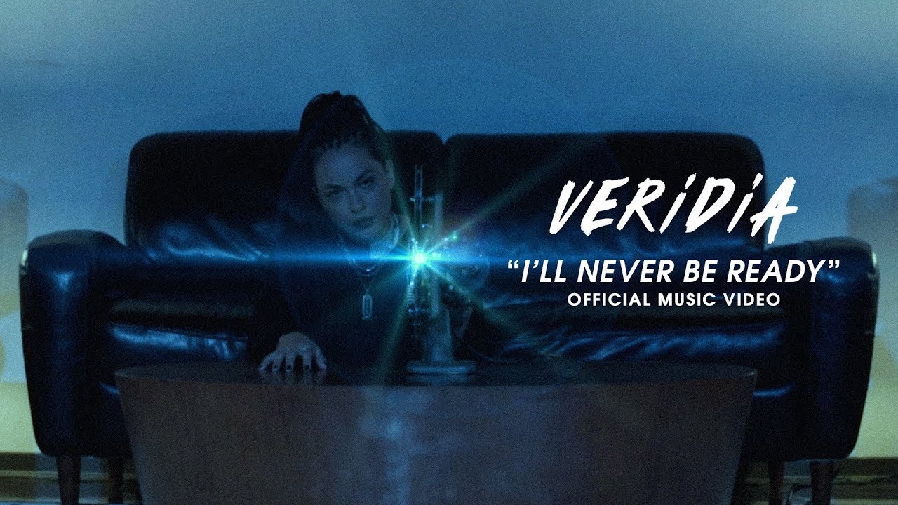 VERIDIA Release Emotional I'll Never Be Ready Music Video