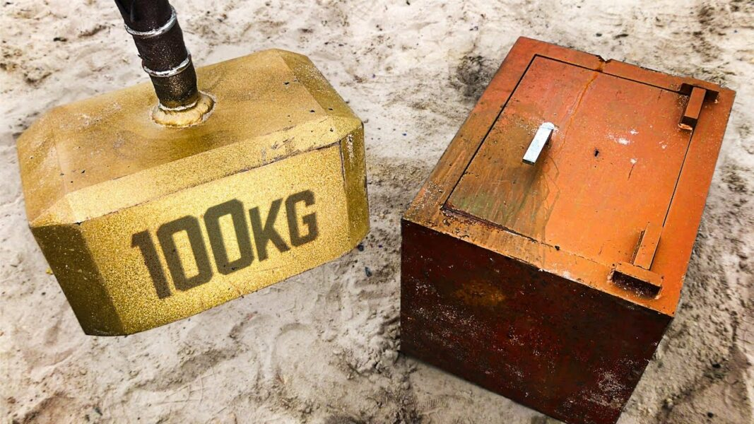 How Ridiculous - Can Thor's Hammer Break Into a 250KG Safe?