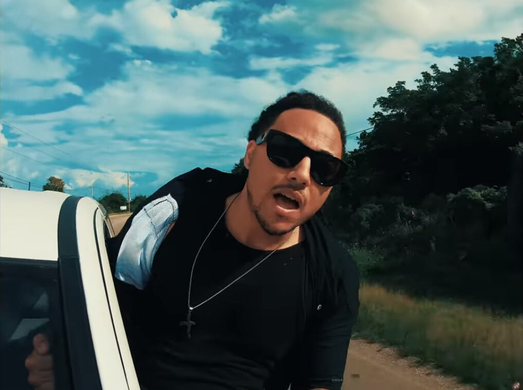 Steven Malcolm's On The Move In New Video