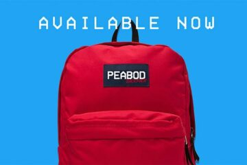 PEABOD Drops Backpack Single and EP