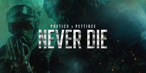 Poetics & Pettidee Team Up For Never Die