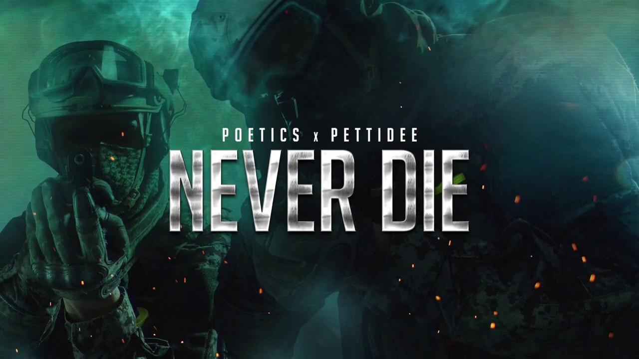 Poetics & Pettidee Team Up For Never Die