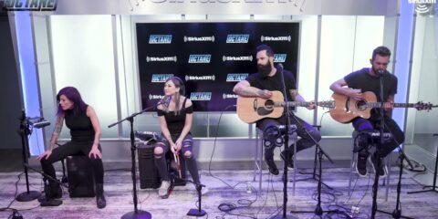 Skillet Perform Legendary on SiriusXM