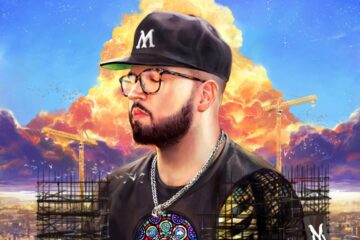 "Andy Mineo's ""Work In Progress"" Arrives On Friday, August 23rd"
