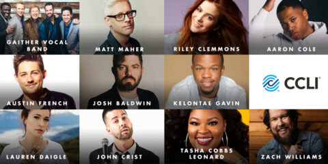 Lauren Daigle, John Crist, Tasha Cobbs Leonard, Zach Williams and More Added to 50th Annual GMA Dove Awards