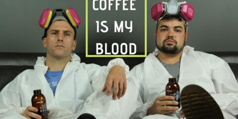 I Am Spartacus Release Super Short Coffee Is My Blood Music Video
