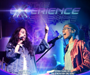 Join Maddie Rey & The New Church of Joy for The Experience Youth Conference Sept. 26-27