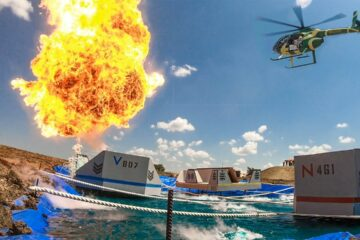 Dude Perfect Take Battleship To New Heights