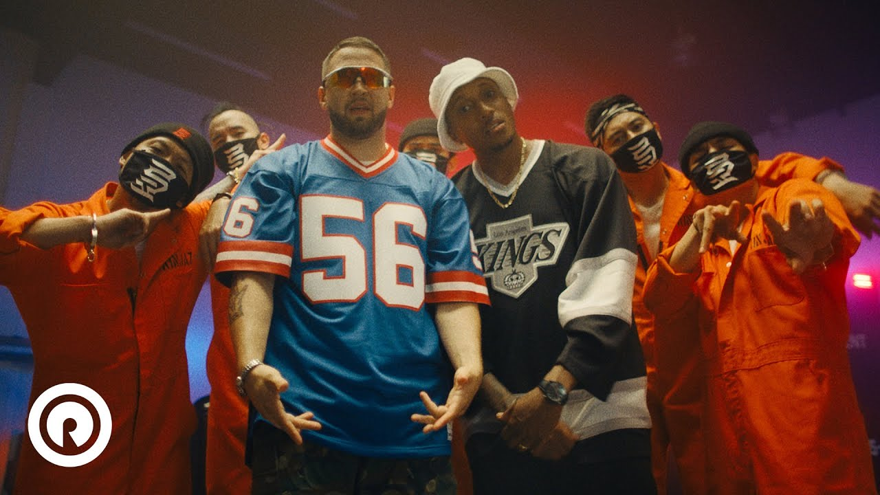 Andy Mineo, Lecrae & The Kinjaz are Comin In Hot in new Video