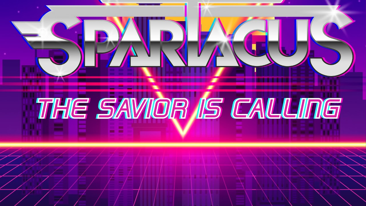 I Am Spartacus - The Savior Is Calling - Teaser