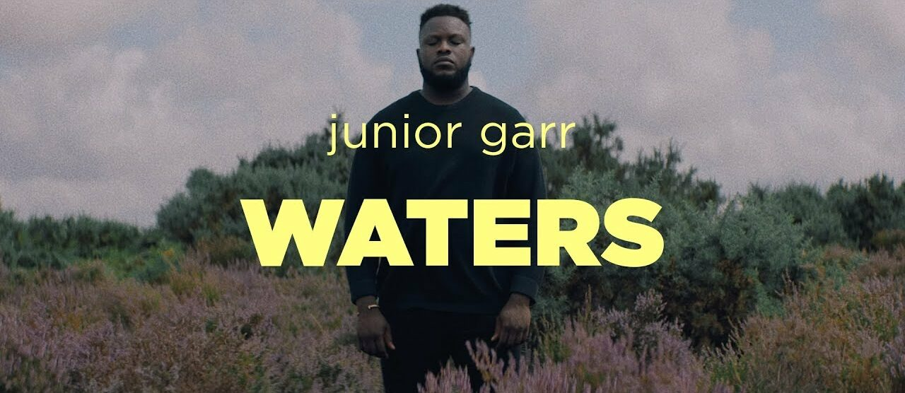 Junior Garr signs with Running Club Records; Releases Waters Single