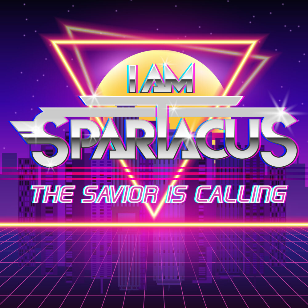 Exclusive Premiere: I Am Spartacus - The Savior Is Calling