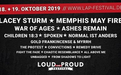 Tickets Still Available On The Door For Loud and Proud Festival In Germany