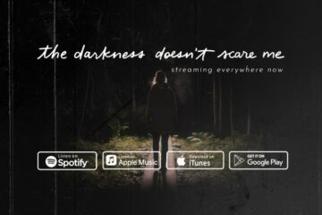 Brooke Nicholls Releases The Darkness Doesn't Scare Me Single