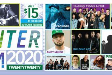 Fan Favorite Crowder to Helm Winter Jam 2020