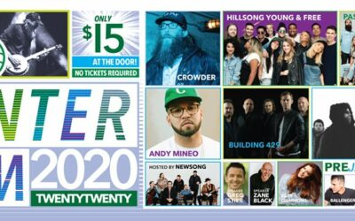 Fan Favorite Crowder to Helm Winter Jam 2020