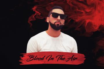 New single | Man Of FAITH - Blood In The Air