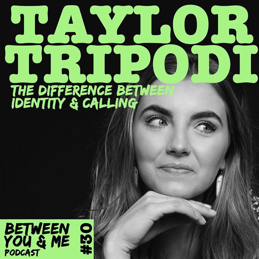 JesusWired Podcast S03E10 Taylor Tripodi