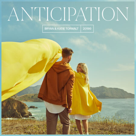 Jesus Culture's Bryan & Katie Torwalt Release New Album: Anticipation, Today