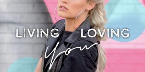 Rachel Zello Releases Living Loving You Single
