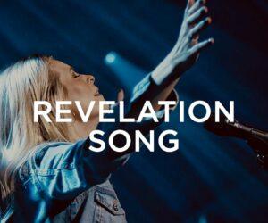 Video: Revelation Song - Jenn Johnson - Live at Bethel Church