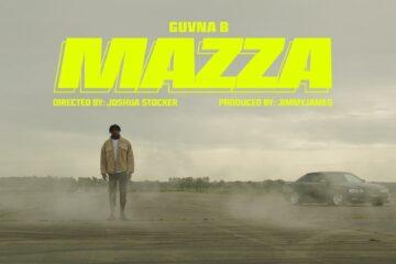 Guvna B Drops A Mazza Tune