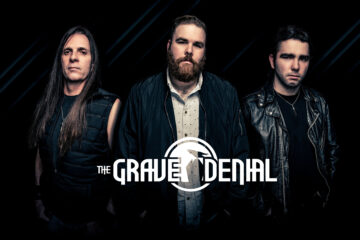 The Grave Denial Releases New Song Cloak and Dagger From Upcoming Album
